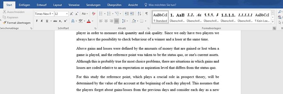 bachelor thesis wrtliche zitate
